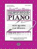 Kowalchyk: David Carr Glover Method for Piano Sight Reading and Ear Training