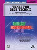Edlefsen, Blaine: Student Instrumental Course, Tunes for Oboe Technic, Level III