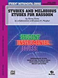 Ployhar, James: Student Instrumental Course, Studies and Melodious Etudes for Bassoon, Level III
