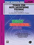 Coggins, Willis: Student Instrumental Course, Tunes for Alto Saxophone Technic, Level III