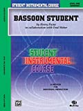 Paine: Student Instrumental Course Bassoon Student