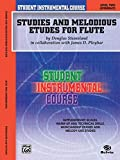 Steensland: Student Instrumental Course Studies and Melodious Etudes for Flute
