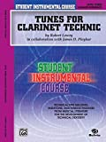 Lowry, Robert: Student Instrumental Course, Tunes for Clarinet Technic, Level III