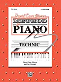Glover: David Carr Glover Method for Piano Technic