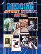 Wedding Sheet Music Hits by Warner Bros.…