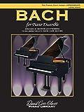 Lucktenberg: Bach for Piano Ensemble