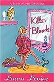 Levine, Laura: Killer Blonde (Jaine Austen Mysteries)