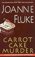 Carrot Cake Murder (Hannah Swensen…