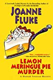 Fluke, Joanne: Lemon Meringue Pie Murder (Hannah Swensen Mysteries)