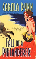 Fall of a Philanderer by Carola Dunn