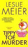 Leslie Meier: Tippy Toe Murder