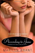 According To Jane by Marilyn Brant