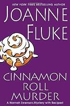 Cinnamon Roll Murder (Hannah Swensen…