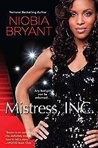 Mistress, Inc. by Niobia Bryant