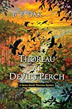 Thoreau at Devil's Perch (A Henry David…