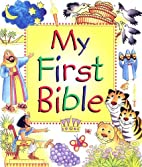 My First Bible by Leena Lane