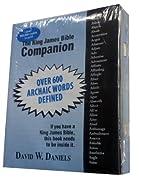 King James Bible Companion by David W.…