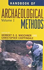 Handbook Of Archaeological Methods 2 volume…