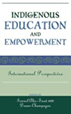 Indigenous Education and Empowerment:…