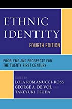 Ethnic Identity: Problems and Prospects for…