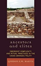 Ancestors and Elites: Emergent Complexity…