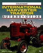 Illustrated International Harvester tractor…