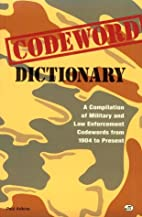 Codeword Dictionary: A Compilation of…