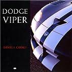 Dodge Viper by Daniel F. Carney