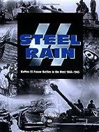 SS Steel Rain: Waffen-SS Panzer Battles in…