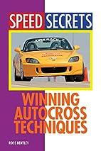 Winning Autocross Techniques (Speed Secrets)…