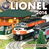Schleicher, Robert: Lionel 2014: 16 Month Calendar - September 2013 through December 2014