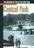 Central Park by John S. Berman