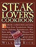 Rice, William: Steak Lover's Cookbook