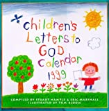 Hample, Stuart: Cal 99 Children's Letters to God Calendar