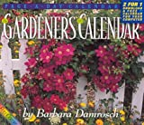 Damrosch, Barbara: Gardener's Calendar: Page a Day: Page a Day: Page a Day: 2001