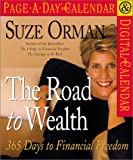 Orman, Suze: Suze Orman Financial Freedom a Day at a Time Page-A-Day Calendar 2002