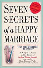 Seven Secrets of a Happy Marriage: Wisdom…