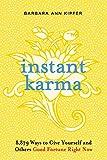 Kipfer, Barbara Ann: Instant Karma