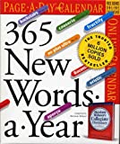 Merriam Webster: 365 New Words A Year 2007 Calendar