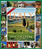Schultz, Patricia: 365 Days in Italy Calendar 2010 (Picture-A-Day Wall Calendars)