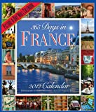 Wells, Patricia: 365 Days in France 2012 Calendar (Picture-A-Day Wall Calendars)