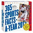 365 Sports Facts-a-Year 2013 Page-A-Day…