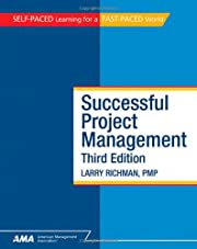 Successful Project Management by Larry…