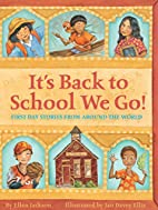 It'S Back To School We Go! by Ellen…