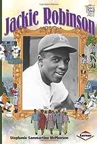Jackie Robinson (History Maker Bios) by…