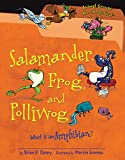 Brian P. Cleary: Salamander, Frog, and Polliwog: What Is an Amphibian? (Animal Groups Are Categorical)