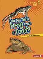 Can You Tell a Frog from a Toad? (Lightning…