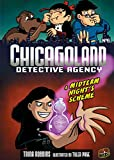 Robbins, Trina: A Midterm Night's Scheme (Chicagoland Detective Agency)