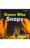 Guess Who Snaps (Lobster) (Animals Animals)…