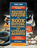 Herman, Jeff: Writer's Guide to Book Editors, Publishers, and Literary Agents 1998-1999